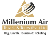 Millenium Air Travels And Tours
